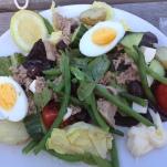 Salade nicoise - af en art