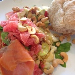 Powerfood-salat